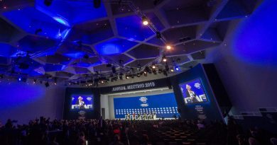 The Biggest Tech Takeaways From the 2018 World Economic Forum